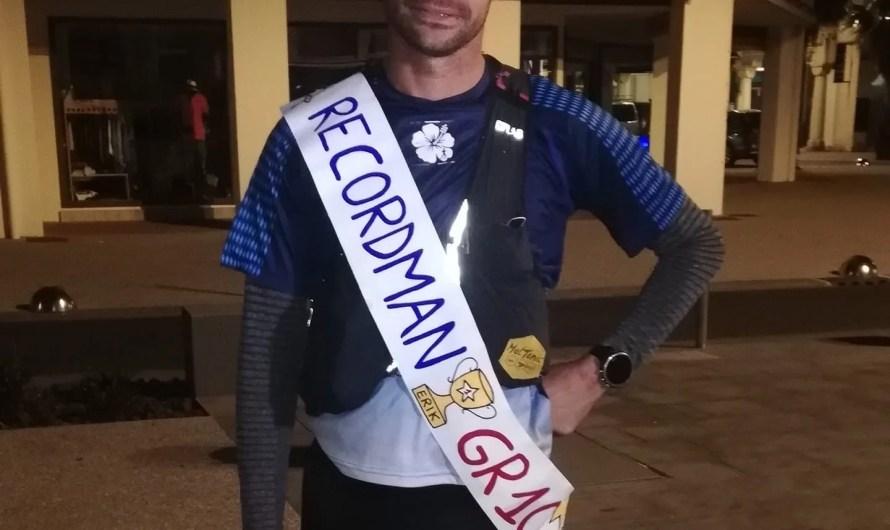 Erik Clavery : incroyable record sur le GR10