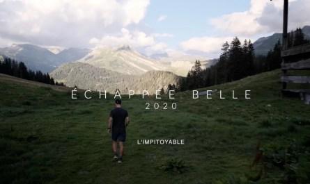 Titre de la vidéo de Simon Dugué sur l'Echappée Belle 2020