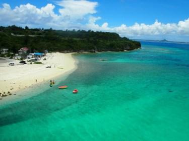 沖縄ひとり旅③ ~歩いて離島へ行こう!瀬底島へ~