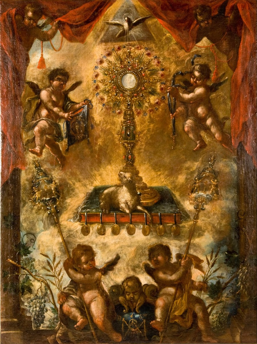Unknown, Allegory of the Eucharist