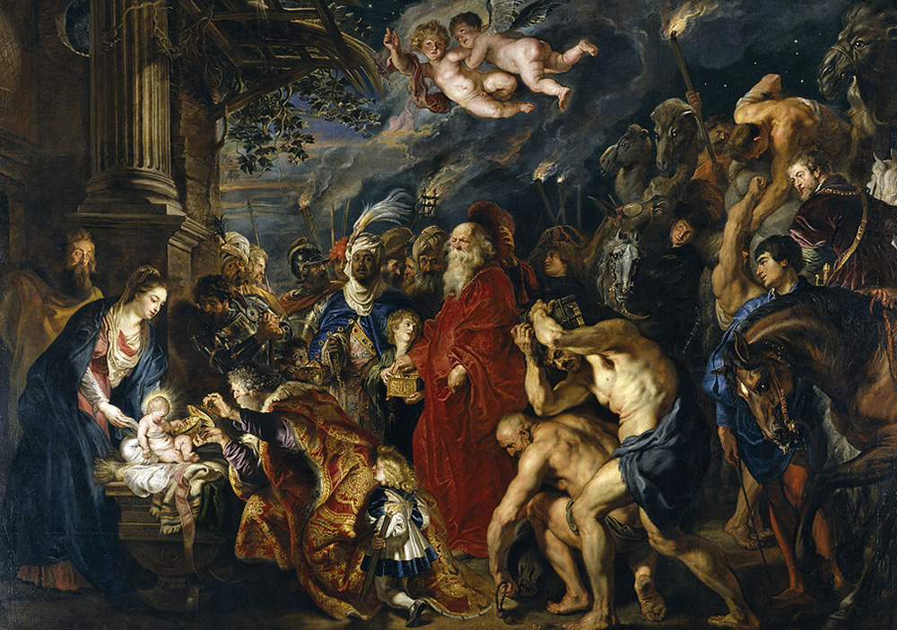 Peter Paul Rubens, Adoration of the Magi