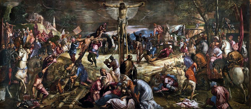 Jacopo Tintoretto, Crucifixion