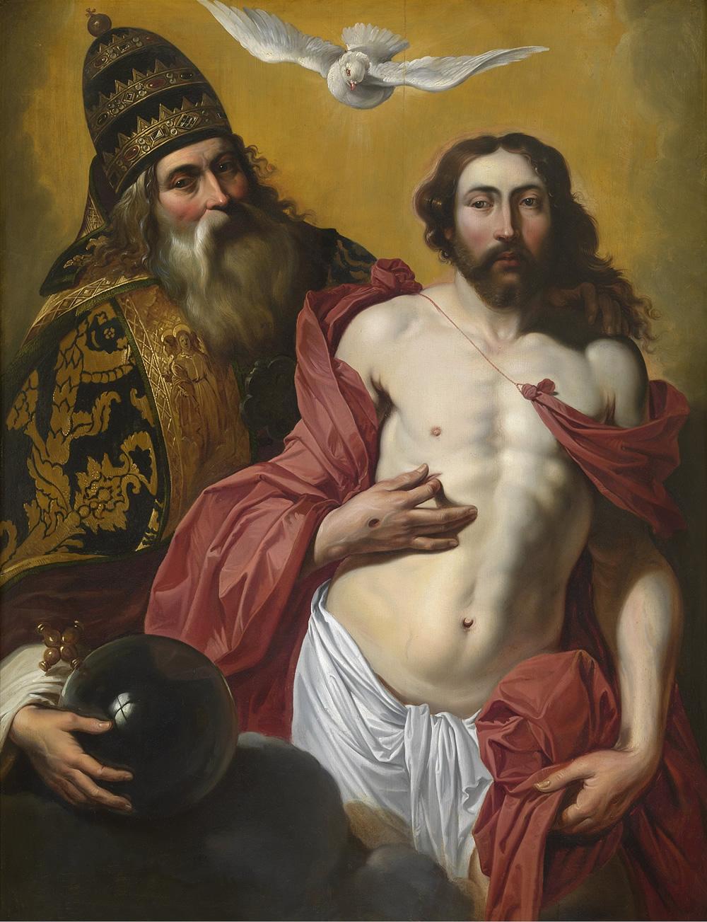 Artus Wolffort, The Holy Trinity