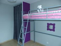 customiser aménager chambre fille sebricole