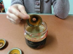 Comment customiser un touret en table basse By sebricole (3)