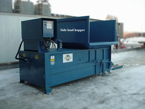 small resolution of the sebright 6 cubic yard machine with a 98 x 60 chamber opening is often utilized in an open area outside with a