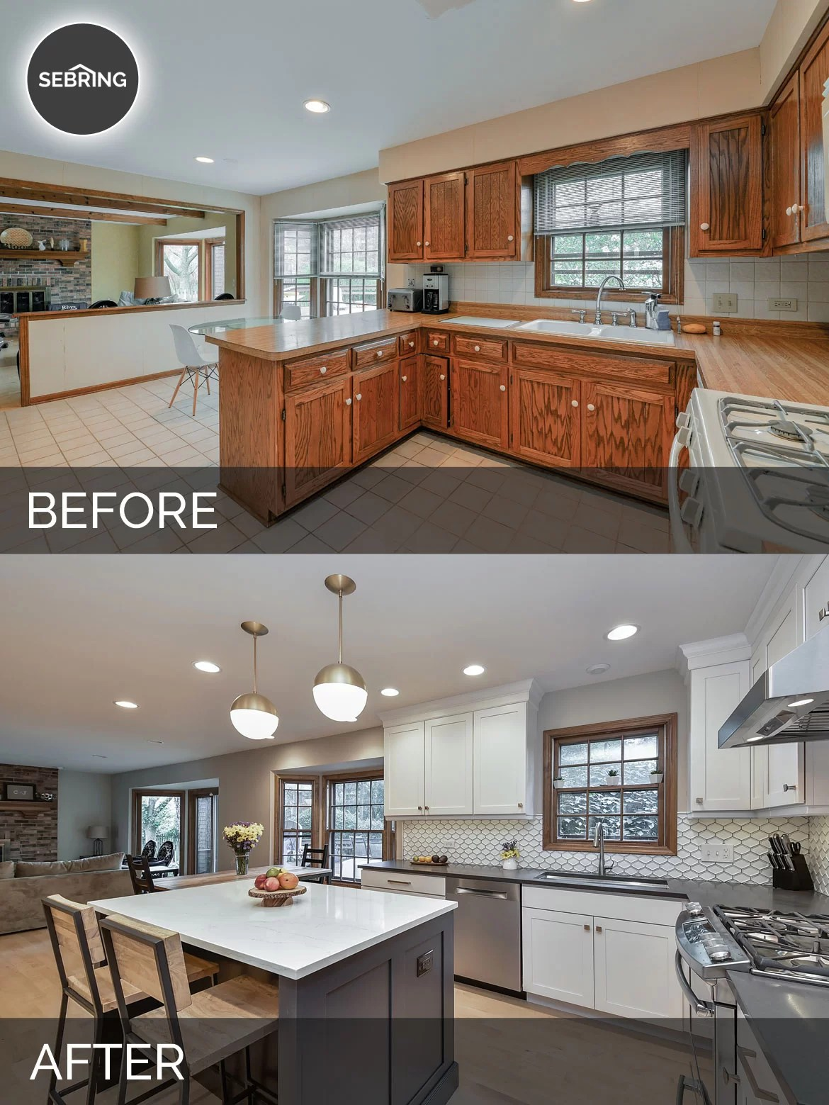 kitchen remodels before and after rolling island for justin carinas pictures home