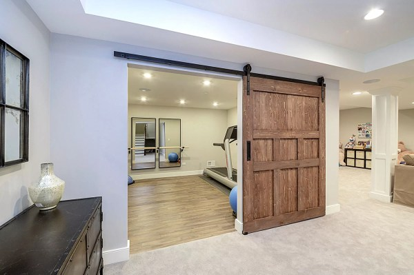 Chris & Sara's Basement Remodel Pictures | Home Remodeling ...