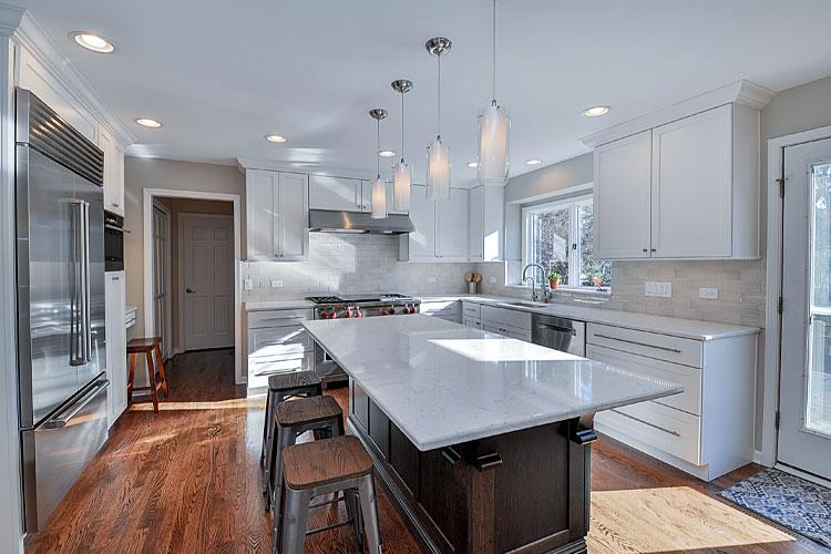 kitchen design naperville small cabinet remodeling home contractors sebring build services