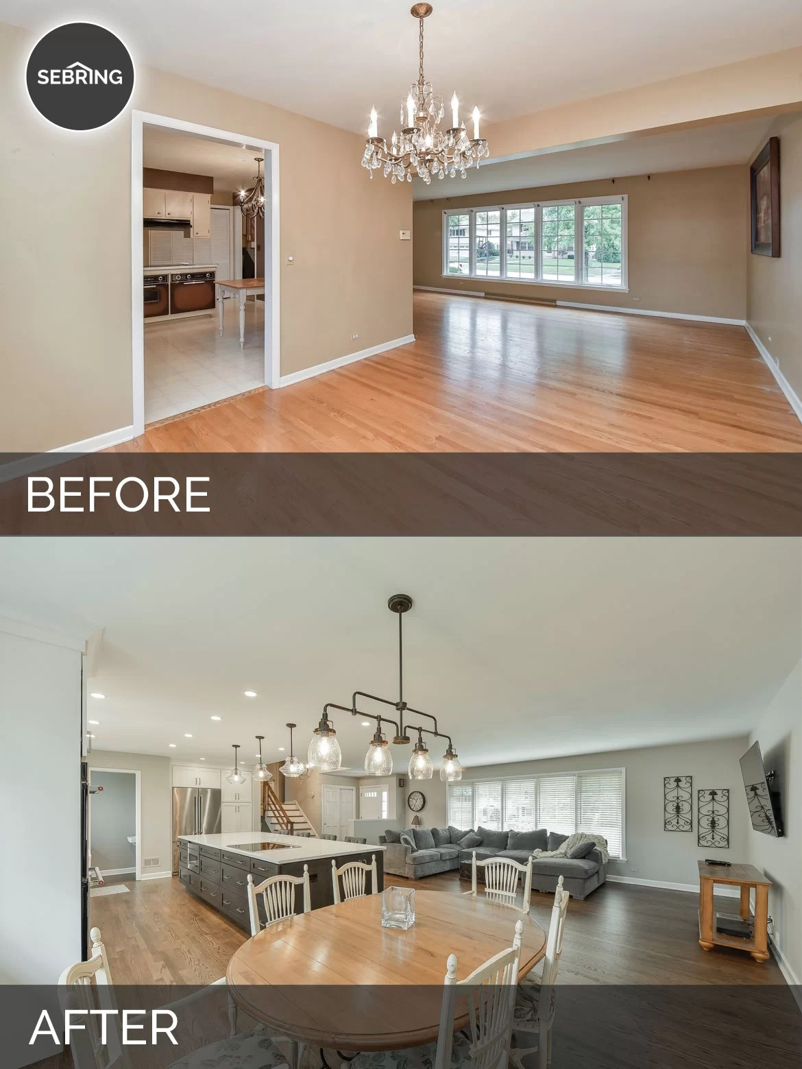 Kitchen Remodels Before And After Photos