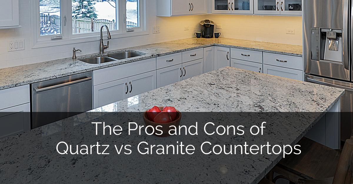 Pros And Cons Of Quartz Vs Granite Countertops The Complete Rundown Home Remodeling Contractors Sebring Design Build