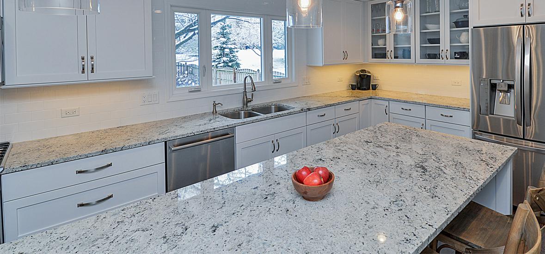 kitchen countertops quartz colorful appliances pros and cons of vs granite the complete rundown 2 sebring services