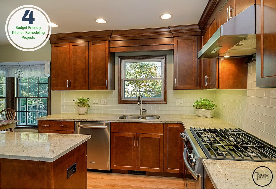 mid level kitchen cabinets compact appliances for small kitchens 4 budget friendly remodeling projects home