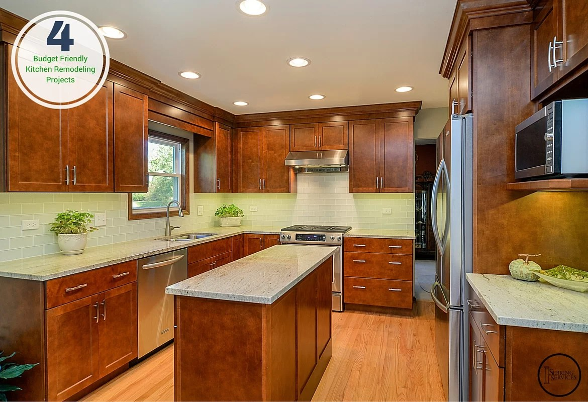 mid level kitchen cabinets make table 4 budget friendly remodeling projects home