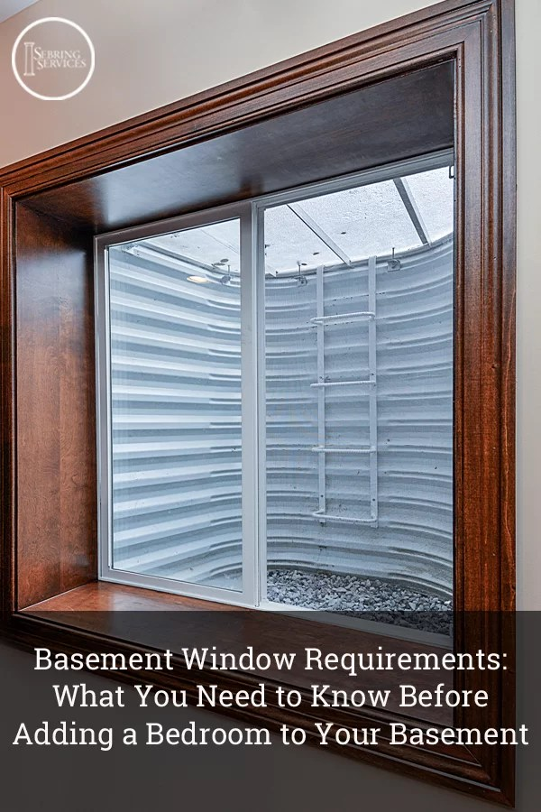 Egress Window Requirements For Bedroom