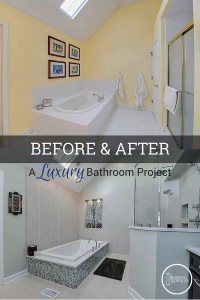 Before & After: A Luxury Bathroom Remodel | Home ...