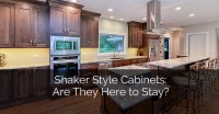 Shaker Style Cabinets: Are They Here to Stay? | Home ...