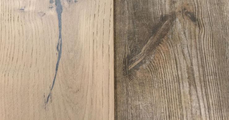 looks like wood vs hardwood flooring
