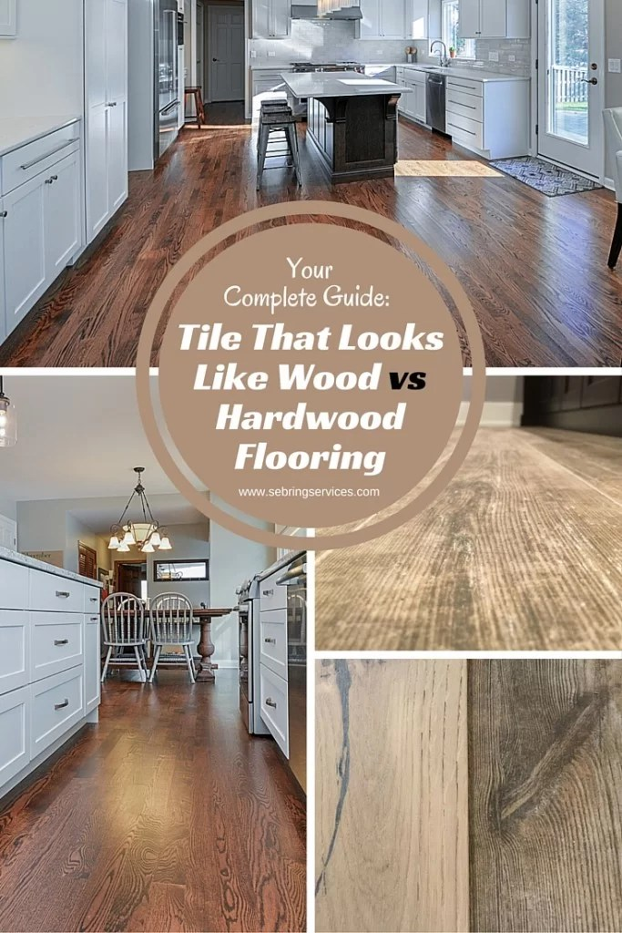 wood flooring for kitchen ideas kitchens tile that looks like vs hardwood home remodeling sebring services