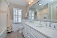Carl & Susan's Hall Bathroom Remodel Pictures | Home ...