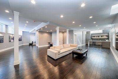 kitchen design naperville cabinets columbus ohio sidd & nisha's basement remodel pictures | home remodeling ...