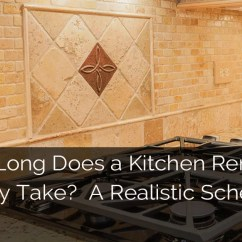 Kitchen Remodel How To Aids For Disabled Long Does A Really Take Realistic Schedule Home Remodeling Contractors Sebring Design Build