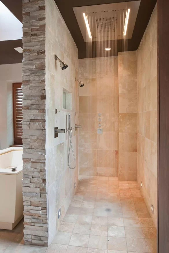 27 Luxury Walk in Shower Tile Ideas That Will Inspire You  Home Remodeling Contractors