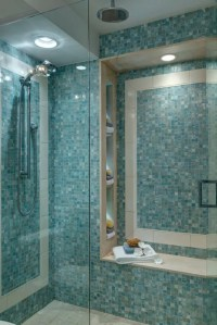 27 Walk in Shower Tile Ideas That Will Inspire You | Home ...