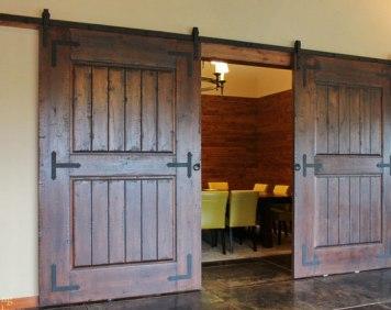 Barn Doors - Pro Door Repair