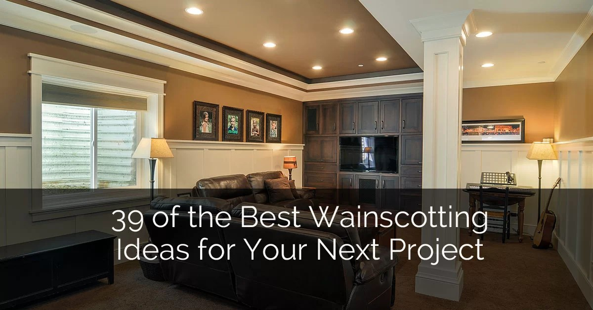 wellborn kitchen cabinets beautiful rugs 39 of the best wainscoting ideas for your next project ...
