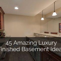 Wellborn Kitchen Cabinets Remodel Budget Estimator 45 Amazing Luxury Finished Basement Ideas | Home ...