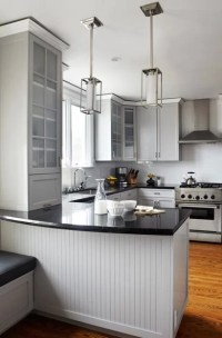The Psychology of Why Gray Kitchen Cabinets Are So Popular ...