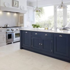 Blue Kitchen Island Grill Design Trend Cabinets 30 Ideas To Get You Started Sebring Services