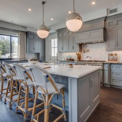 Beach Kitchen Cabinets Prefab Granite Countertops Design Trend Blue 30 Ideas To Get You Started Sebring Services
