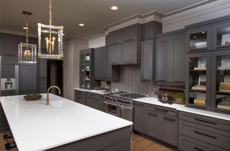 grey kitchen backsplash washable rug 71 exciting trends to inspire you home tile design ideas sebring services