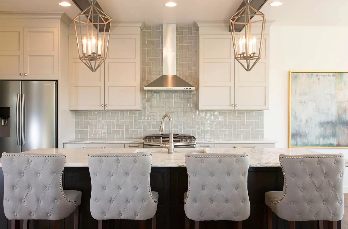grey kitchen tile table booth 71 exciting backsplash trends to inspire you home design ideas sebring services