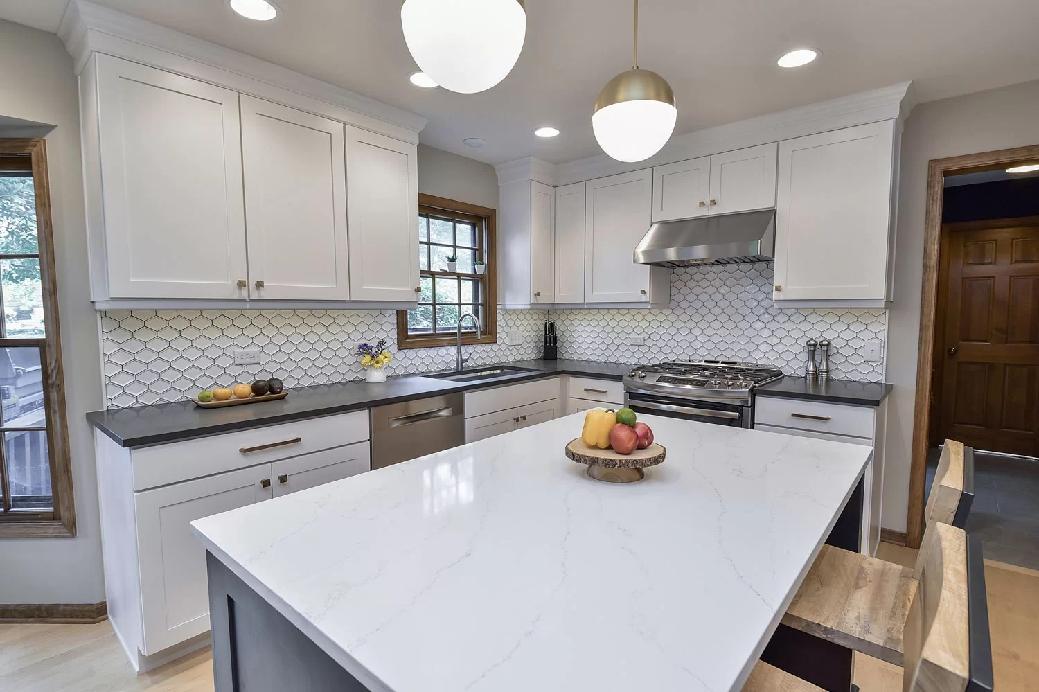 Justin  Carinas Kitchen Remodel Pictures  Home