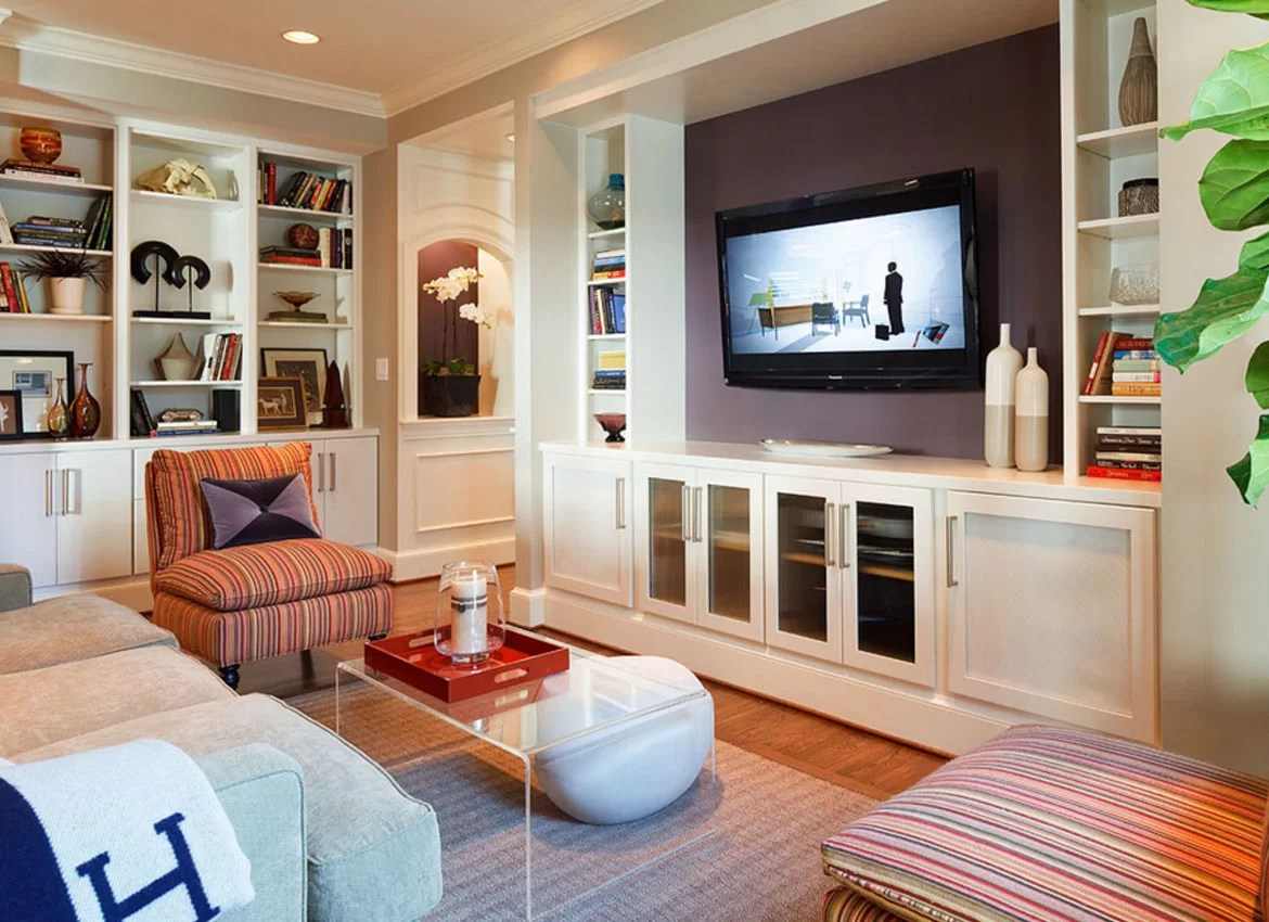 lime green sofa living room ideas c shaped designs india 25 wall mounted tv for your viewing pleasure | home ...