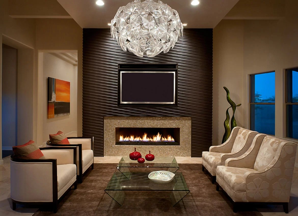 decorating a living room with fireplace and tv primitive country ideas for rooms 25 wall mounted your viewing pleasure home remodeling sebring services