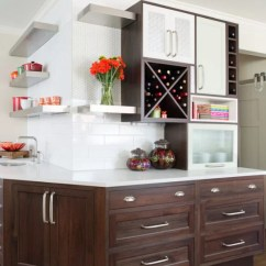 Kitchen Floor Cabinet Cleaner 30 Classy Projects With Dark Cabinets Home Remodeling Sebring Services