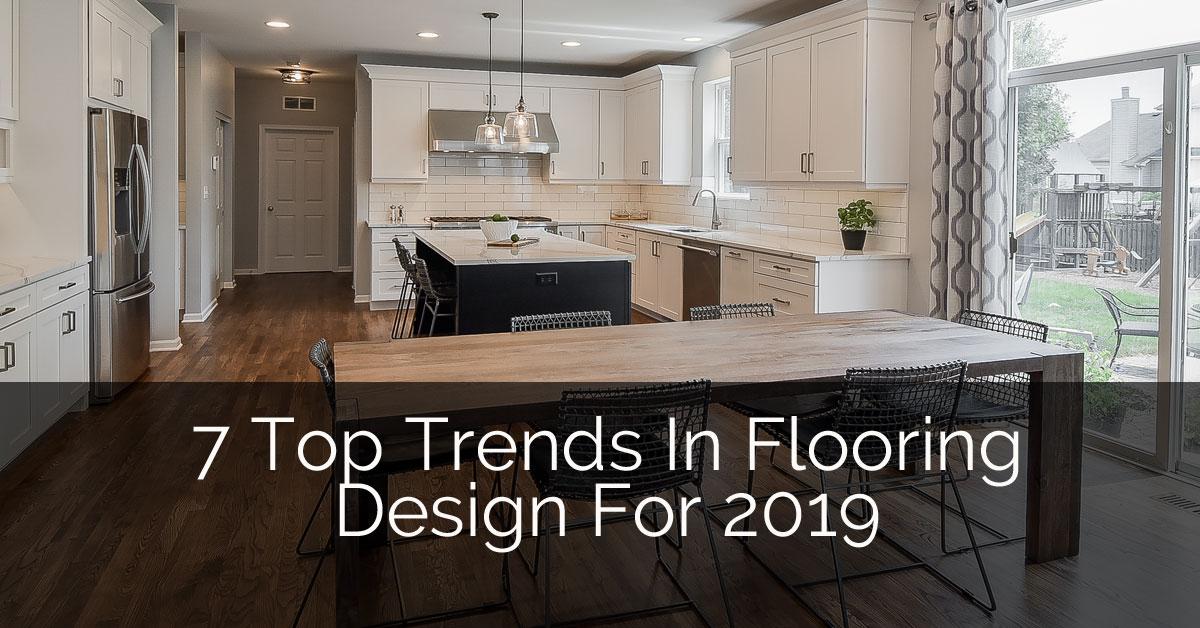 kitchen flooring trends sink cleaner 7 top in design for 2019 home remodeling contractors sebring build
