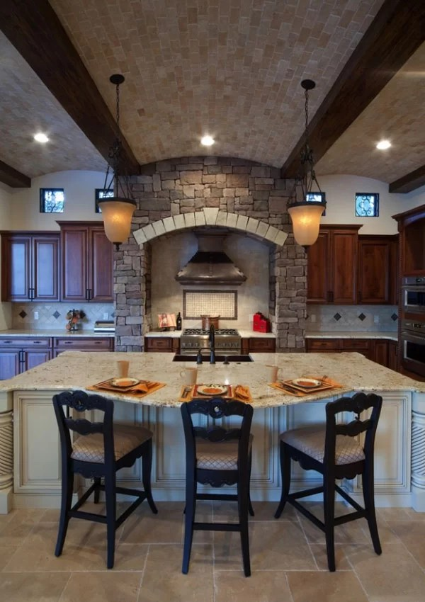 25 Exciting Design Ideas For Faux Wood Beams Home