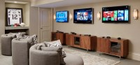 Game Room Furniture Ideas Basement Game Room Ideas Storage ...