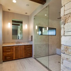 Wood Tile Floor Kitchen Serving Tools 37 Fantastic Frameless Glass Shower Door Ideas | Home ...