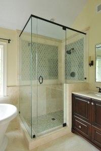 37 Fantastic Frameless Glass Shower Door Ideas | Home ...