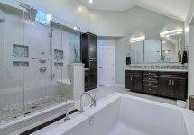 Custom Bathroom Showers