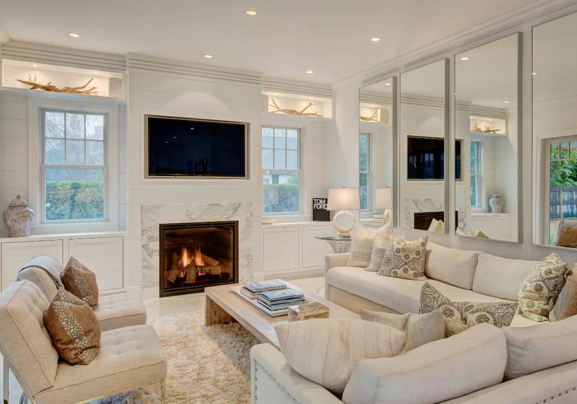 mirror living room tables decorate with fireplace and tv 50 interesting ideas to consider for your home sebring services