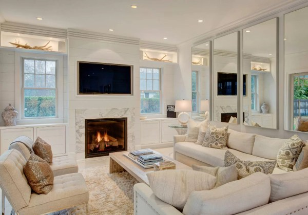 Extraordinary Mirror Designs For Living Room Pictures - Plan 3D house - goles.us - goles.us