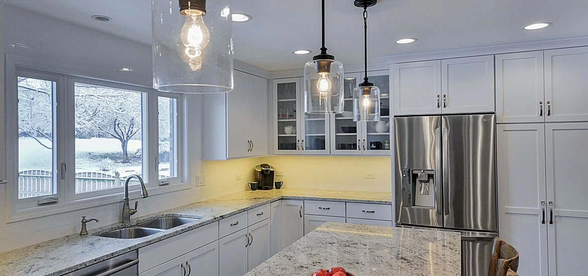 choose the right kitchen island lights