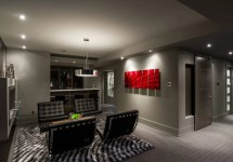 Modern Basement Bar Design Ideas